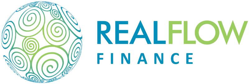Real Flow Finance Logo